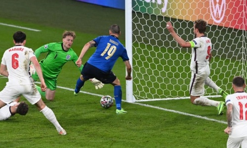 Видео голов финала ЕВРО-2020 Италия — Англия