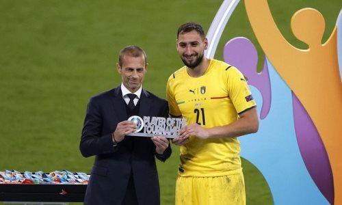 Назван лучший игрок по итогам ЕВРО-2020