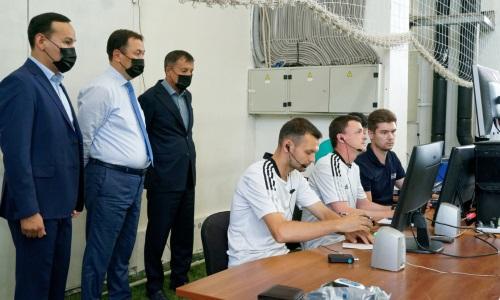 Казахстанских арбитров начали обучать системе VAR