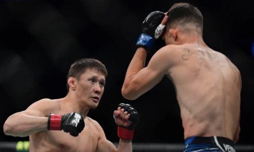 «Он воин». Казахстанский файтер оценил готовность Жумагулова драться с топами UFC