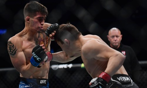 «Наверняка не вернется в организацию». Жалгас Жумагулов может «уволить» американского бойца из UFC