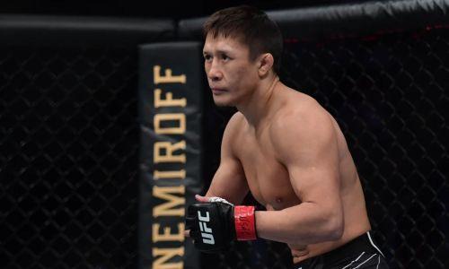 «Жалгас находился у критической черты». Российский комментатор дал оценку первой победе Жумагулова в UFC