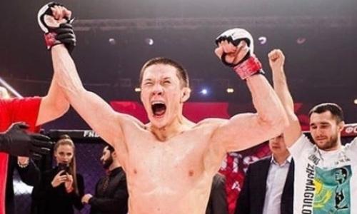 «Сейчас моё время». Жалгас Жумагулов рассказал о мечте завоевать чемпионский пояс UFC