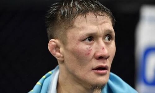 Жумагулов стал одним из самых низкооплачиваемых бойцов на турнире UFC 264. Подробности