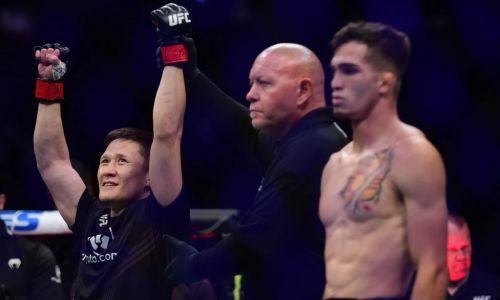 «Гора упала с его плеч». Игорь Лазорин разобрал первую победу Жалгаса Жумагулова в UFC и выбрал ему следующего соперника