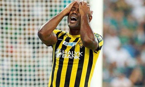 «Кайрат» лишили трети болельщиков на ответный матч с «Маккаби»