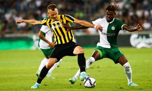 Прямая трансляция матча «Кайрат» — «Маккаби» в Лиге Чемпионов