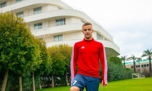 Карпович продолжит карьеру в клубе ФНЛ