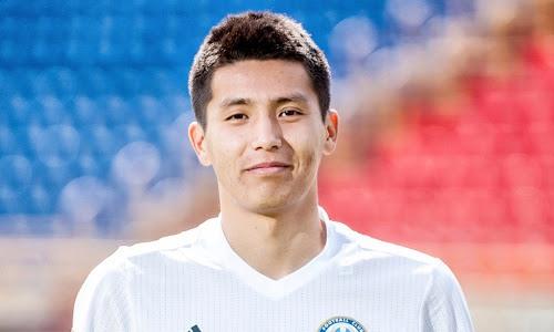 Темирлан Ерланов подписал контракт с новым клубом после ухода из «Ордабасы»