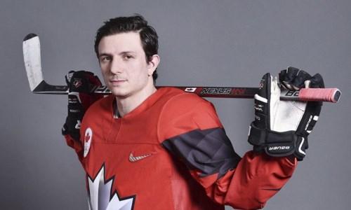 «Барыс» объявил о подписании экс-игрока сборной Канады