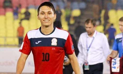 Клуб КПЛ может расстаться с футболистом азиатской сборной