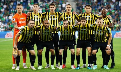 «Кайрат» назвал стартовый состав на ответный матч с «Маккаби» в Лиге Чемпионов