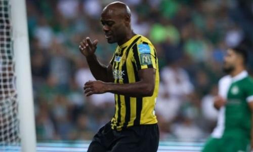 Завершился первый тайм матча «Кайрат» — «Маккаби» в Лиге Чемпионов