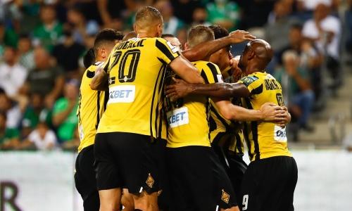 «Кайрат» исторически победил «Маккаби» и вышел в следующий раунд Лиги Чемпионов