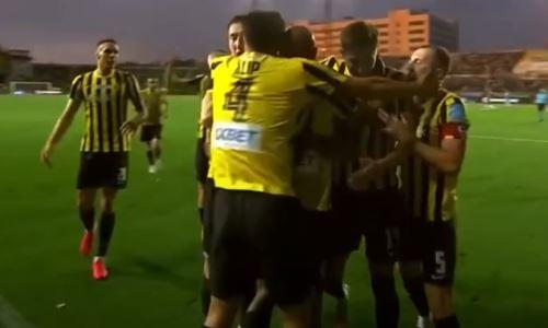 «Кайрат» добился исторического результата в домашнем матче Лиги Чемпионов