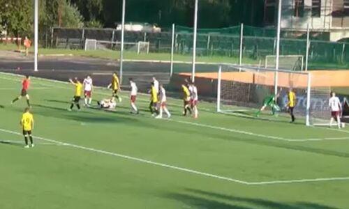 «Кайрат» забил свой первый гол в Кубке России, но его отменили. Видео