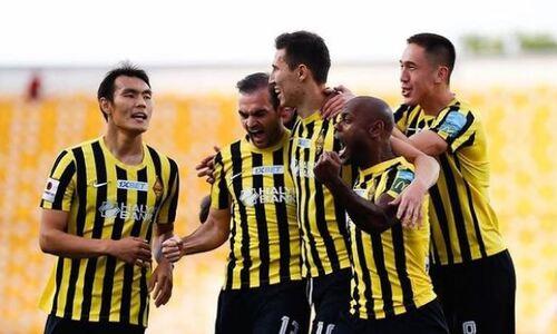 «Кайрат» победой над «Маккаби» гарантировал себе еще минимум шесть матчей в Европе