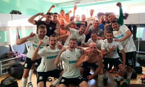 Клуб казахстанского вратаря в серии пенальти вырвал путевку в следующую стадию Кубка России