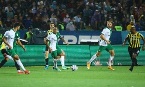 Благодаря чему «Кайрат» победил «Маккаби»? Представлена статистика матча Лиги Чемпионов от УЕФА