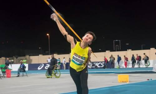 Казахстанские параатлеты выиграли 18 медалей на турнире в Чехии