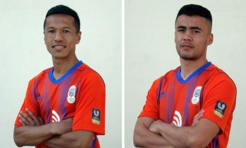 Игроки сборной Узбекистана официально перешли в европейский клуб казахстанских футболистов