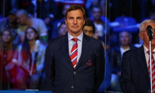 Трехкратный обладатель Кубка Стэнли возглавил клуб игрока сборной Казахстана в КХЛ