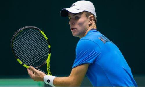 Казахстанские теннисисты вышли в полуфинал турнира ATP в Гамбурге