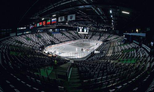 Клуб конференции «Барыса» в КХЛ с нового сезона будет играть на площадке канадского размера