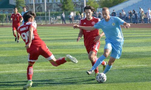 Футболист из Первой лиги с отрывом опередил игрока «Кайрата», став лучшим по отборам в первом туре Кубке Казахстана
