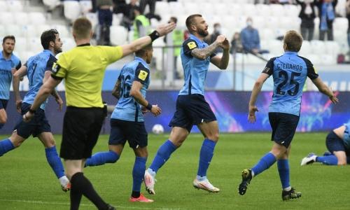 Российский клуб объявил о подписании форварда сборной Казахстана. Раскрыты детали контракта