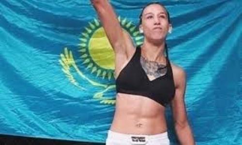 «Подляничают еще как». Первая Казахстанка в UFC раскрыла причину своего хейта на родине