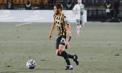 Жоао Пауло прокомментировал дебют за «Кайрат» в Лиге Чемпионов