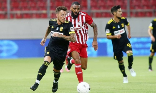 Соперник «Астаны» по Лиге Конференций потерпел разгомное поражение в товарищеском матче
