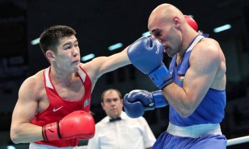 Главный тренер казахстанских боксеров ценил их готовность к Олимпиаде-2020