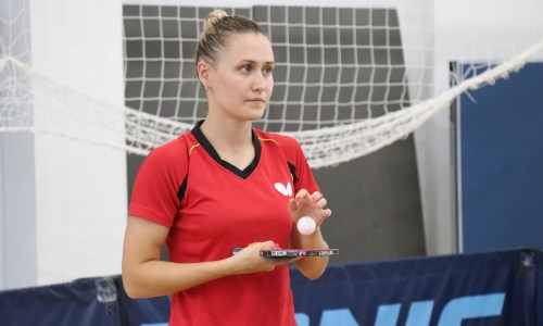 Сборная Казахстана по настольному теннису завершила подготовку к Олимпиаде-2020