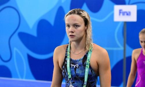 «Не была готова». Казахстанская пловчиха отреагировала на завоевание олимпийской лицензии
