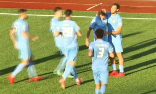 В матче Кубка Казахстана зафиксирован грандиозный камбэк