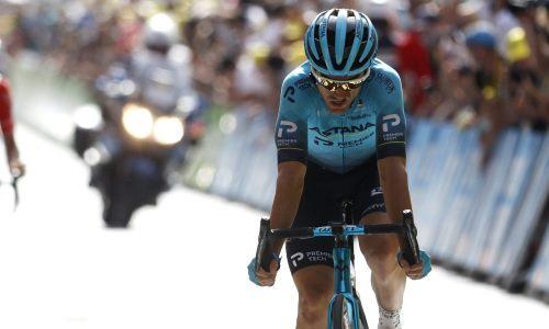 Йон Исагирре стал 18-м на 19-м этапе «Тур де Франс»