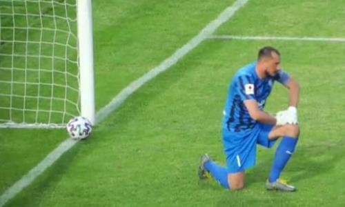 Видео гола Сильвы матча Кубка Казахстана «Тобол» — «Атырау»