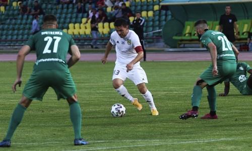 «Тобол» одержал вторую победу в Кубке Казахстана