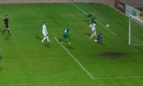 Видеообзор матча Кубка Казахстана «Тобол» — «Атырау» 2:0