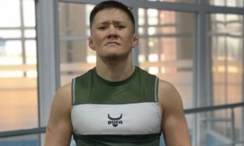 Жалгас Жумагулов отреагировал на поражение казахстанца в титульном бою