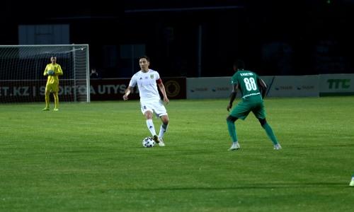 «Могли забить больше». Футболист «Тобола» высказался о матче Кубка Казахстана с «Атырау»