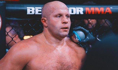 Федор Емельяненко назвал вероятного соперника на следующий бой