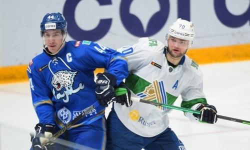 Первый соперник «Барыса» в новом сезоне КХЛ начал вакцинацию хоккеистов