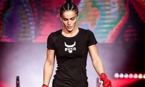 «Пантера» после феерической победы в Bellator обратилась к казахстанке из UFC