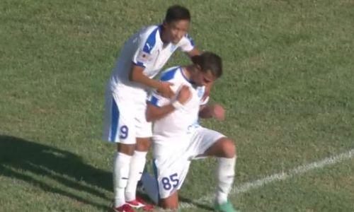 «Тараз» одержал волевую победу в Кубке Казахстана