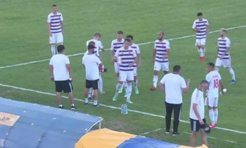 «Акжайык» не смог дома победить «Кайсар» в матче Кубка Казахстана