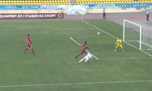 Видеообзор матча Кубка Казахстана «Акжайык» — «Кайсар» 0:0