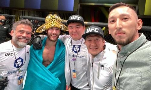 «Заморозили Лас-Вегас». Менеджер Сергея Морозова отреагировал на его первую победу в UFC